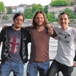 """BERICHT: """"Zweites Album in der Mache"""" (Die Oberbadische)"""