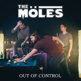 "Album Review: ""The Möles – Out of Control"" (Powermetal.de)"